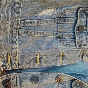 Old Navy Jackets & Coats - Jean crop jacket